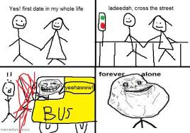 Forever Alone Meme Face - forever alone guy internet meme picture