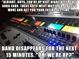 Audio Engineer Meme - sound engineering is the most fun album on imgur