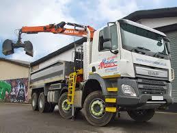 maun motors self drive crane lorry hire london hiab truck rental