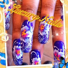 luxury nails 11 photos nail salons 1727 watson blvd warner
