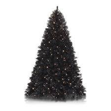 black christmas trees pretty in pink christmas tree treetopia