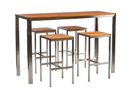 Dining Table For 4 Capri Bar Dining Table Set Tables And Lights