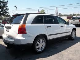 used 2005 chrysler pacifica searcy ar car city searcy