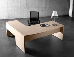 bureau angle professionnel bureau en bois contemporain professionnel d angle blok by i