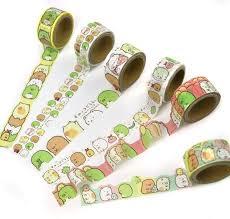 washi tape washi tape summiko gurashi scalloped washi tape collection