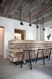 Host Restaurant Rustic Scandinavian Interior Norm Architects