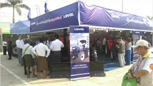 lovol attends agri myanmar 2016 news u0026 events lovol heavy