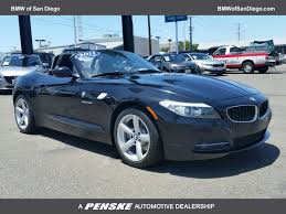 2011 used bmw z4 roadster sdrive30i at bmw north scottsdale