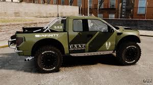 Ford Raptor Fire Truck - ford f150 svt 2011 raptor baja epm for gta 4