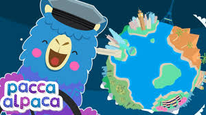 learning for pacca alpaca around the world learn
