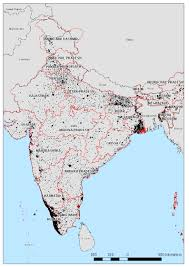 Kerala India Map by Toward A Better Appraisal Of Urbanization In India