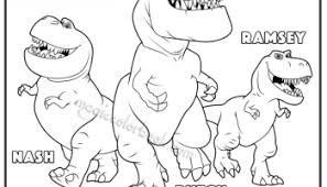 good dinosaur coloring pages free printable 03