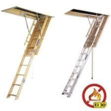 attic ladders plus
