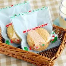 best quality big delivery of the christmas gift cookie bags