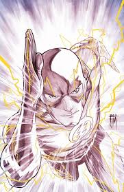 flash 1 variant covers speed force