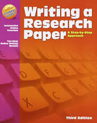 writing a research paper a step by step approach 3rd edition