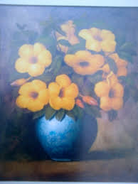 flowers painting wholesale painting canvas large paintings for