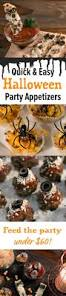 halloween party appetizers recipes 20 best pre appetizers and small plates images on pinterest