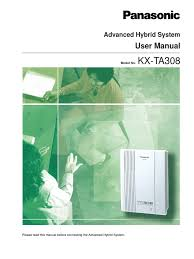 kx ta308 user manual telephone voicemail