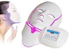 blue light for acne side effects blue light beauty led mask for skin care no side effects