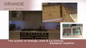 cuisine grange aga la cornue and grange cuisine showroom in istanbul turkey