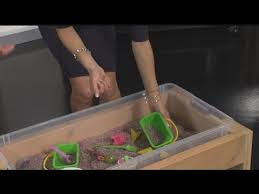 how to build a sensory table see how to make a sensory table youtube