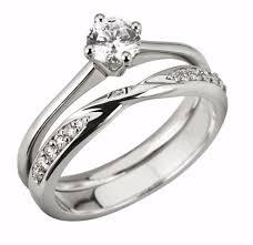 wedding set rings diamond wedding ring set wedding corners