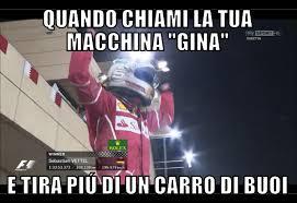 Sebastian Vettel Meme - gp bahrain f1 2017 l esclusivo ed ironico commento di formulahumor