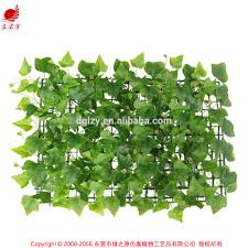 home wall patio decor foliage artificial leaves wall art ivy