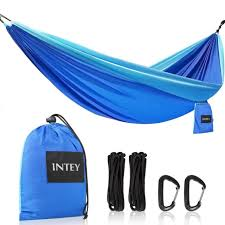 camping hammock 2 person portable max 660lbs breaking capacity