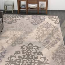 Area Rugs Beige Barrel Studio Niagara Beige Area Rug Reviews Wayfair