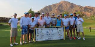 staff the first tee of phoenix