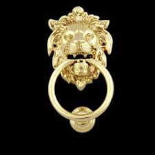 lion door knocker lion brass door knocker brass gallery