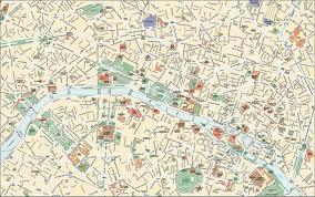 Paris World Map by Paris Map