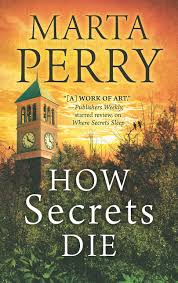 how secrets die house of secrets marta perry 9780373789221
