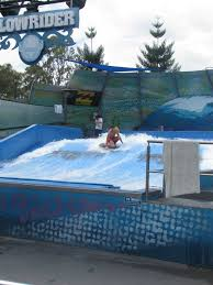 Backyard Flowrider Aussie On The Road 104 141 Ambitious Travel For The