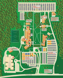 Ohio State University Campus Map by Uc Blue Ash Campus Map University Of Cincinnati