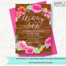 shop country chic invitations on wanelo