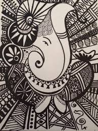 the path of my pencil ganesha thanks those helped the cause
