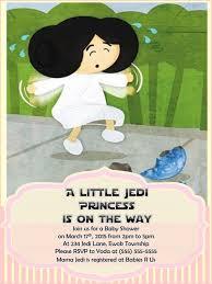 Star Wars Baby Shower Invitations - 27 best star wars baby shower images on pinterest star