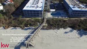 savannah beach and racquet club youtube