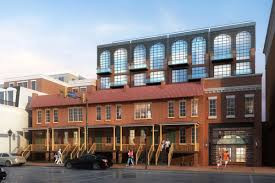 Glass Box House Planned Alexandria Condo Building Scraps U0027uncomfortable U0027 Glass Box
