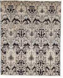 Black Persian Rug Stylish Modern Ikat Rug Area Rugs By Rugknots Oriental Rugs
