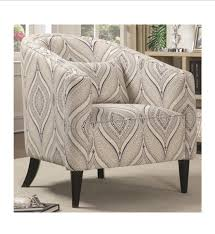 Grey And White Accent Chair Blue Grey And Ivory Accent Chair