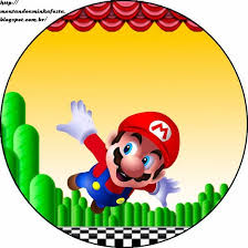 281 mario birthday printables images mario