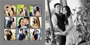 Wedding Albums San Francisco Photography Sample Design For Flush Mount Wedding