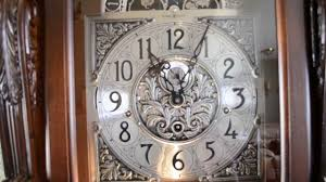 Howard Miller Grandfather Clock Value Howard Miller Neilson Grandfather Clock 611 102 Youtube