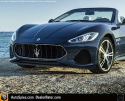 maserati grancabrio vs gran turismo goodwood the 2018 my maserati granturismo debuts u2014 is it a stud