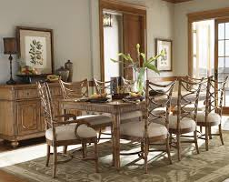 tommy bahama dining table tommy bahama home beach house round coconut grove dining table with