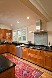 Kitchen Exhaust System Design by Hoods That Express As Well As Inhale Teakwood Builders